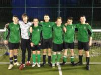 U18 5-A-Side District Champions 2012 - Simon Balle School