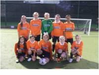 U12 Girls District Champions - Turnford School - 23rd October 2012